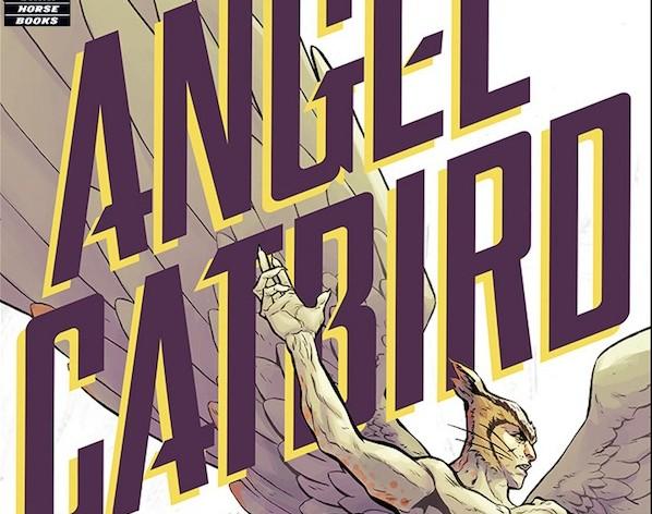 Angel Catbird Sneak Peek!