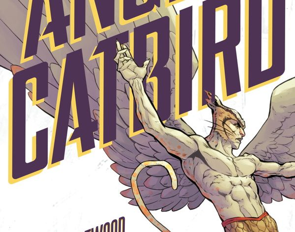 Margaret Atwood's first graphic novel ANGEL CATBIRD highlights dangers of allowing cats to roam at large