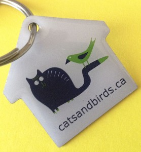 Image of the Cats and Birds Tag