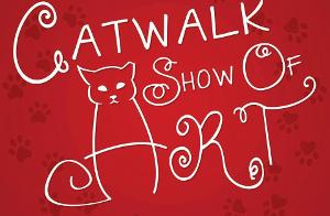 Catwalk Show of Art