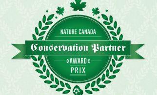 SCBC Wins Conservation Partner Award
