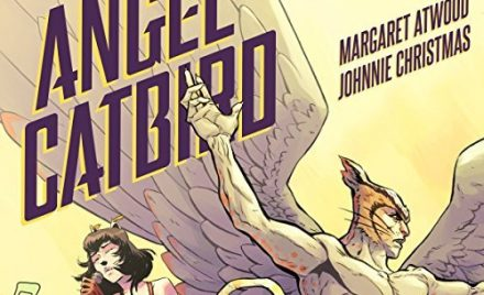 Angel Catbird Sings … Jingles!